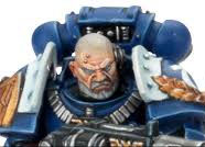 Space Marine Head